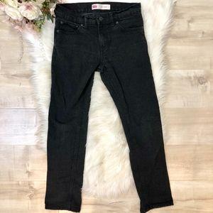 Levi's Boys '511 Slim' 14R Black Jeans
